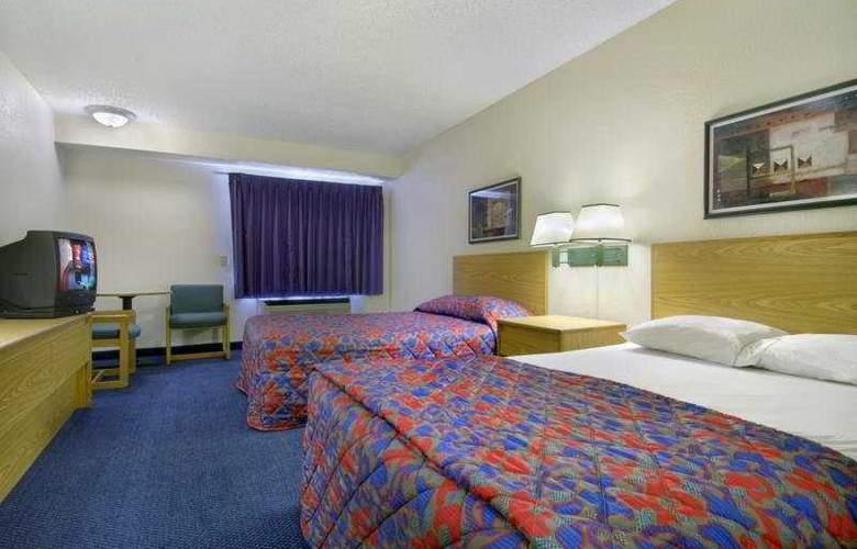 Red Roof Inn San Antonio West - Seaworld - Room - 3