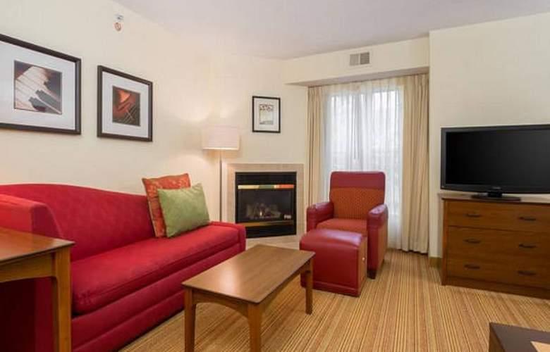 Residence Inn Houston The Woodlands/Market Street - Room - 12