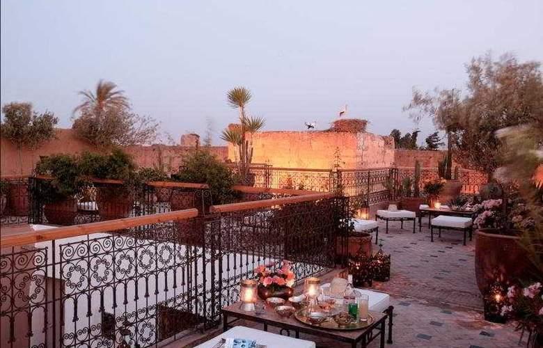 Riad Aladdin - Terrace - 9