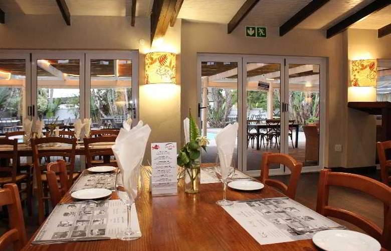 Cape St Francis Resort - Restaurant - 35