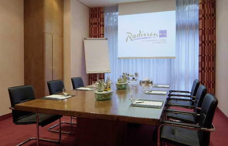 Radisson Blu Scandinavia Hotel Düsseldorf - Conference - 7