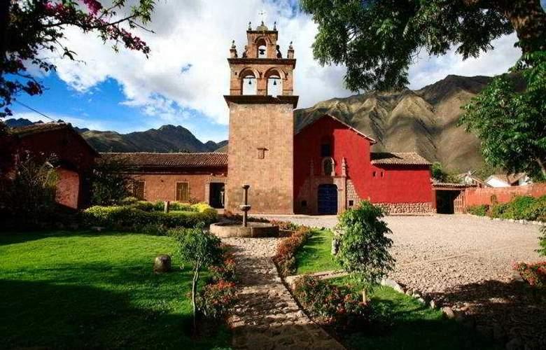 San Agustin Monasterio de la Recoleta - Hotel - 0