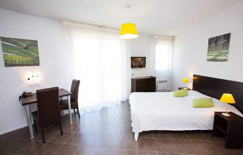 All Suites Appart Hotel Pau - Room - 13