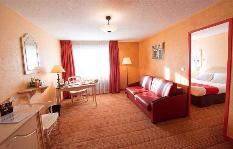 Best Western Marseille Bonneveine Prado - Hotel - 13