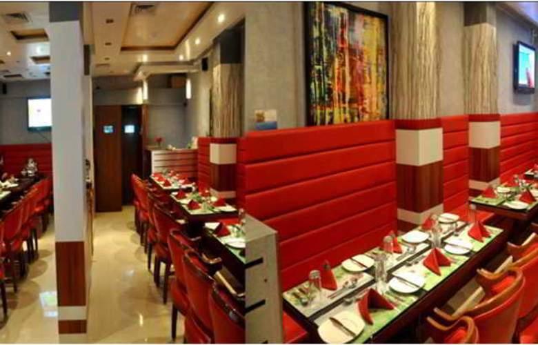 Hotel Avon Ruby - Restaurant - 3