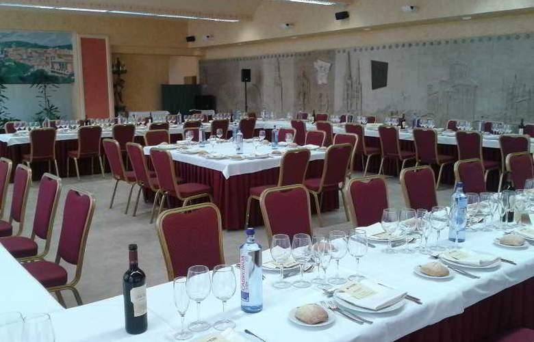 Sercotel Ciudad de Burgos - Restaurant - 63