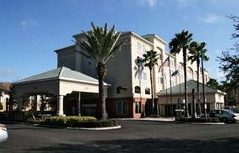 Hampton Inn Lake Buena Vista - Hotel - 0