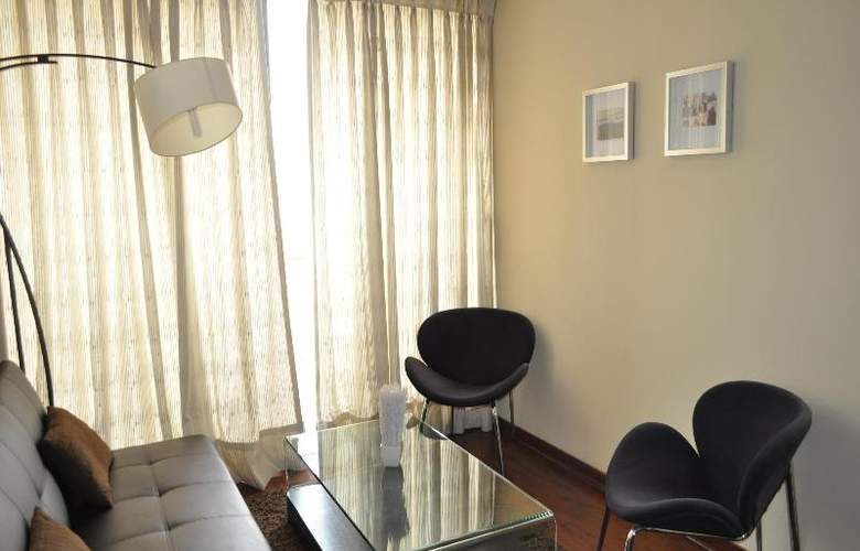 Relen Suites Bellas Artes - Room - 11