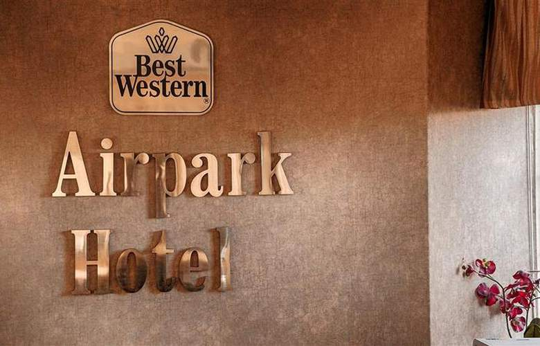 Best Western Airpark Hotel - General - 29