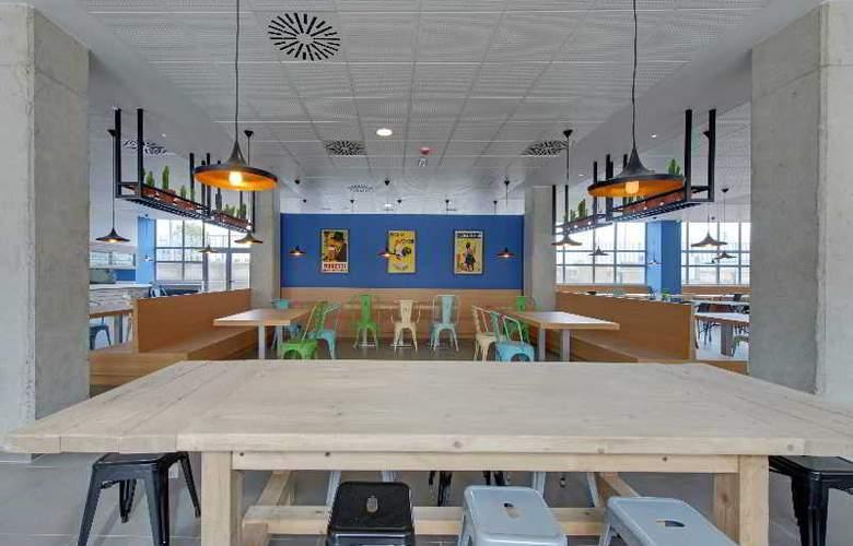 Tryp Madrid Airport Suites - Restaurant - 4