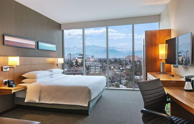 Hyatt Place Santiago/Vitacura - Room - 1