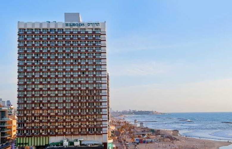 Herods Hotel Tel-Aviv - Hotel - 14