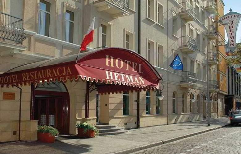 Hetman - Hotel - 0