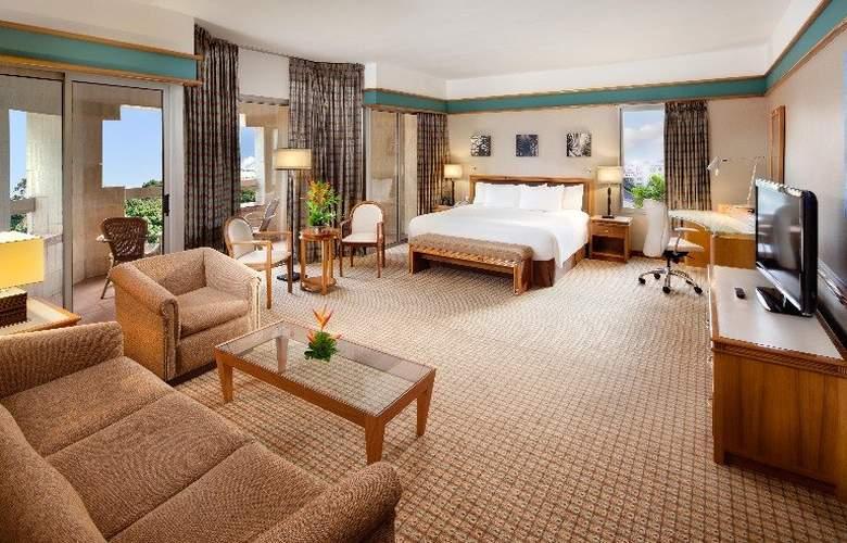 Hilton Yaounde hotel - Room - 9