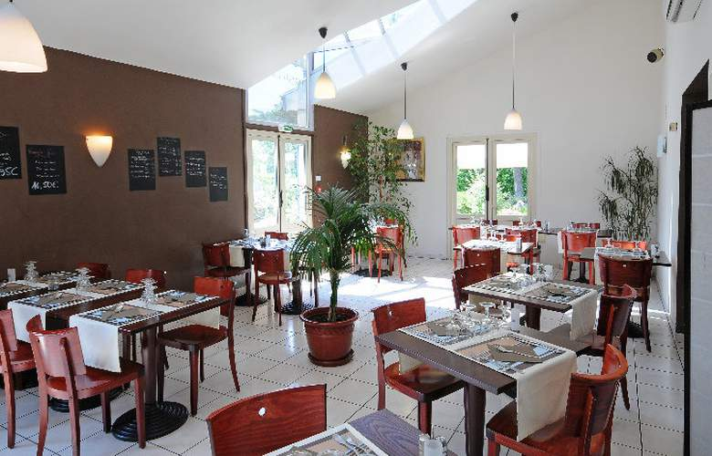 Kyriad Grenoble Meylan - Restaurant - 6