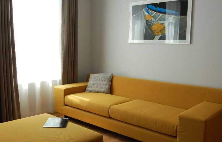 Premier Suites Dublin Ballsbridge - Room - 18