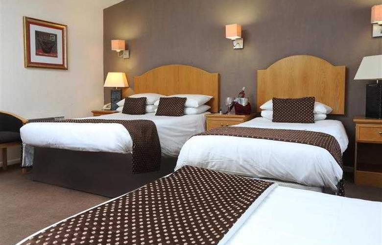 Best Western Park Hall - Hotel - 146