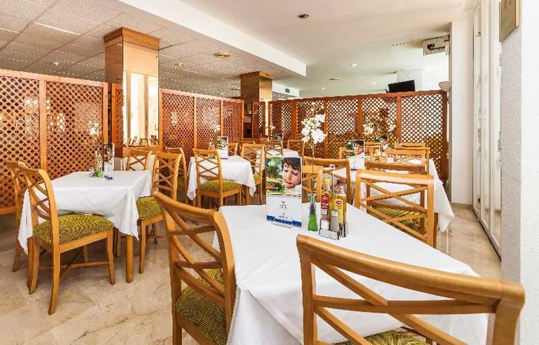 Globales Apartamentos Verdemar - Restaurant - 9