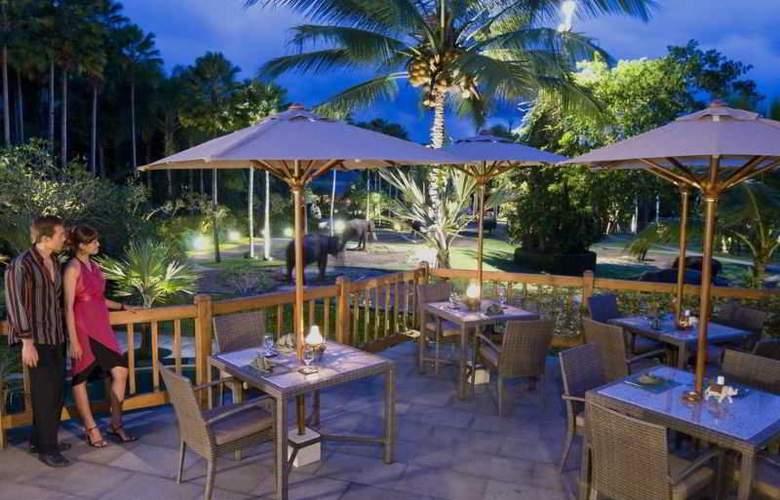 Elephant Safari Park Lodge - Restaurant - 12