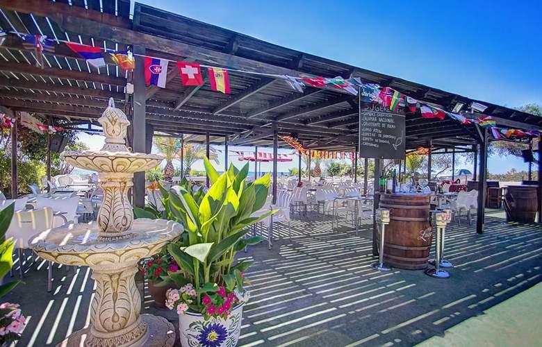 Servigroup Marina Playa - Terrace - 7