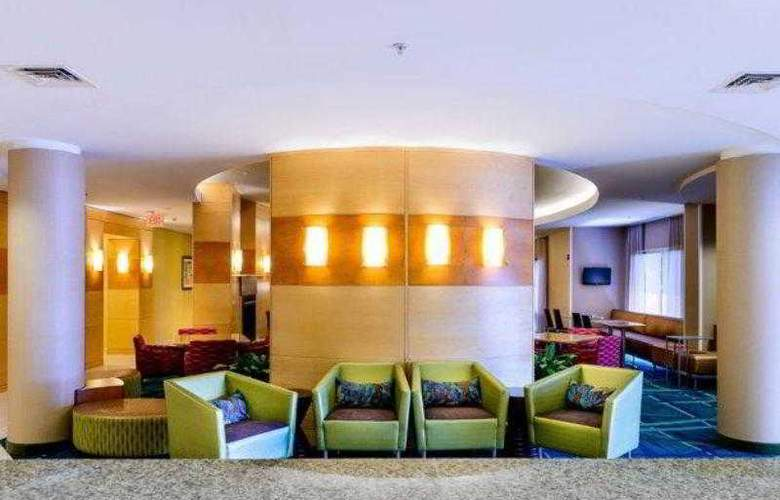 SpringHill Suites Hagerstown - Hotel - 11