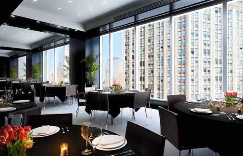 W New York Downtown - Restaurant - 4