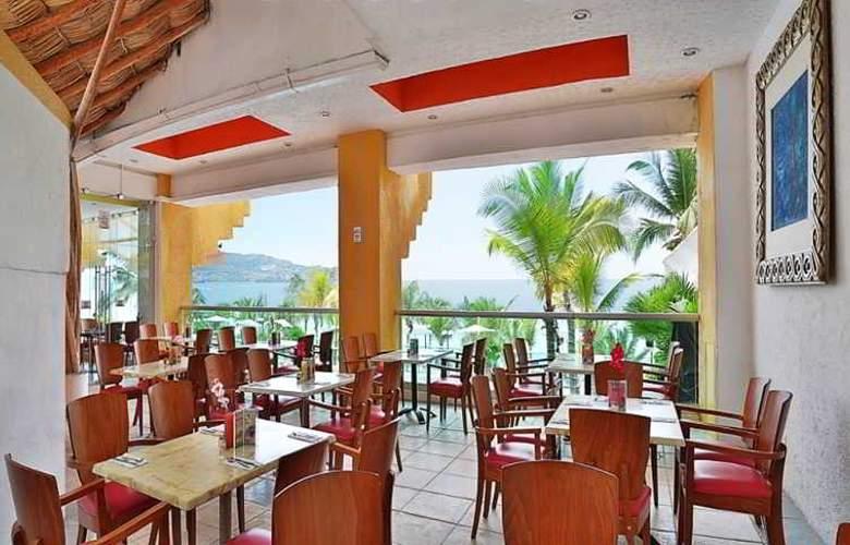 Copacabana Beach Acapulco - Restaurant - 7
