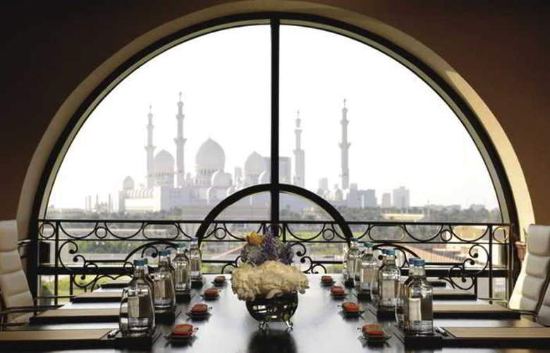 The Ritz Carlton Abu Dhabi, Grand Canal - Conference - 13