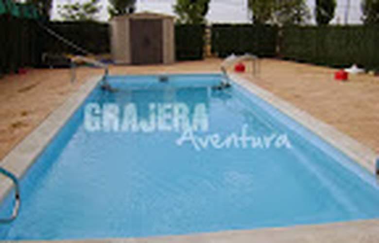 campamento grajera - Pool - 3