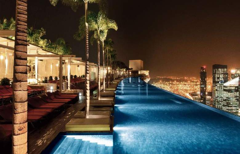 Marina Bay Sands - Pool - 3