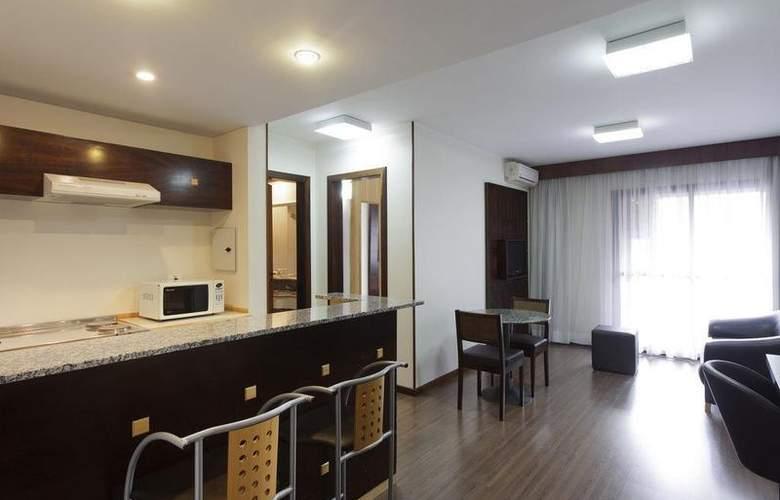 Mercure Curitiba Batel - Room - 80