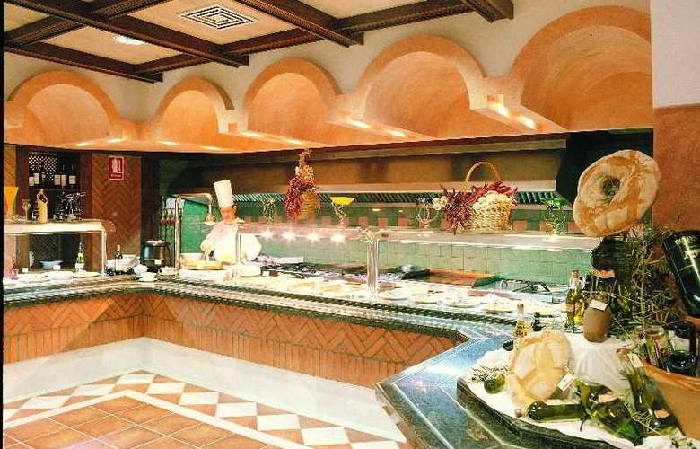 Abades Guadix - Restaurant - 8