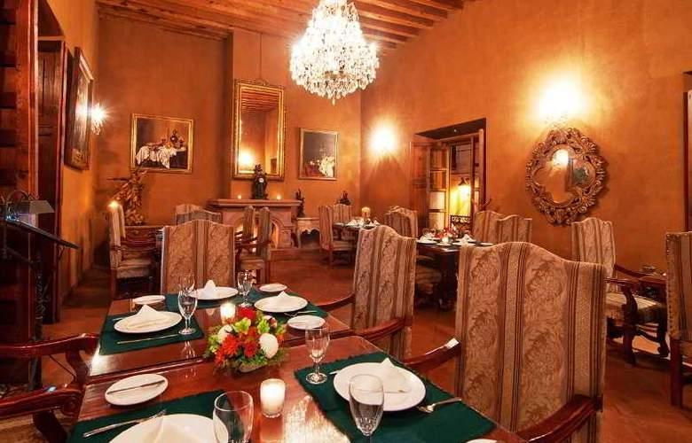 La Mansion de los Sueños - Restaurant - 9