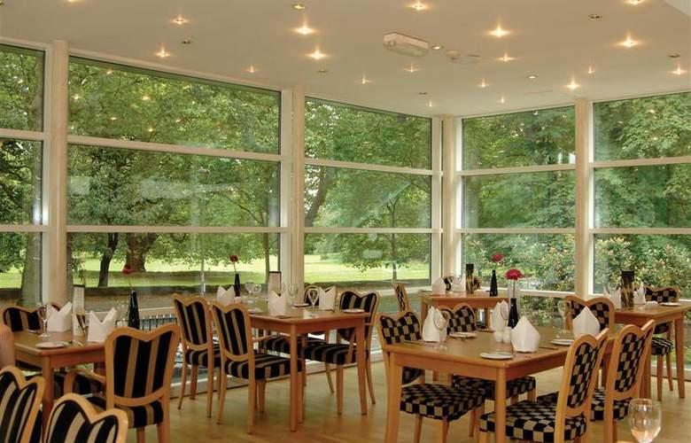 Hallmark Liverpool Sefton Park - Restaurant - 99