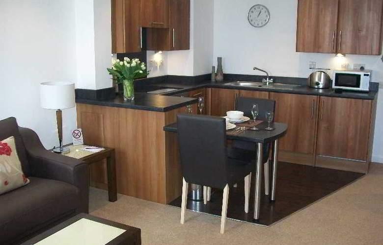 Fountain Court Stewart Apartments - Room - 5