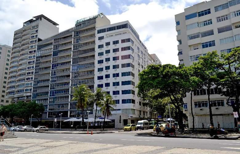 55 Rio Copacabana - Hotel - 0