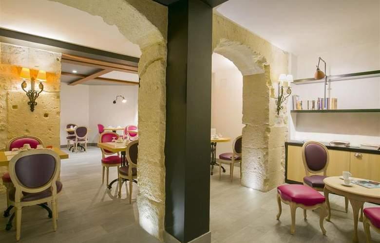 Best Western Premier Marais Grands Boulevards - Restaurant - 4