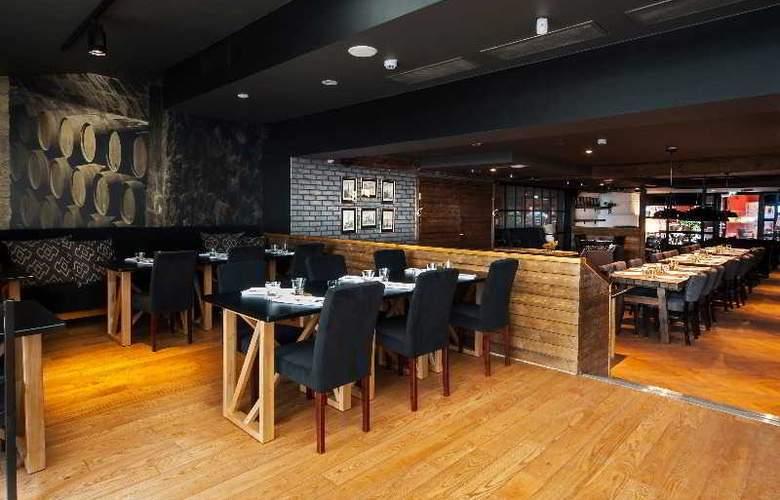 Solo Sokos Lahden Seurahuone - Restaurant - 18