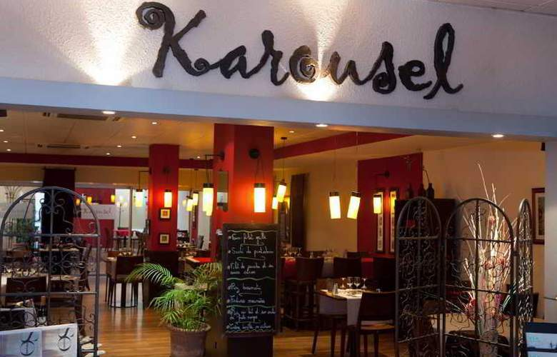 Kyriad Marseille Centre Rabatau - Restaurant - 2