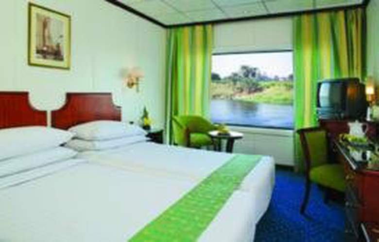 M/S Moevenpick Radamis II Nile Cruise - Room - 3