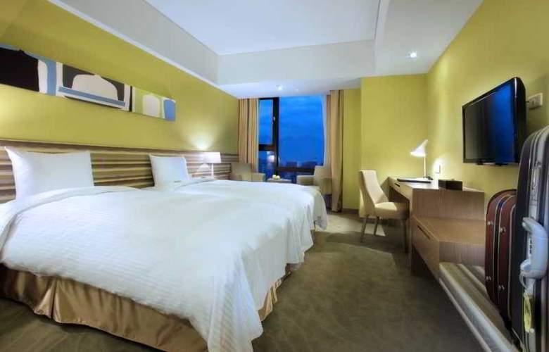 Park City Hotel Luzhou Taipei - Room - 5