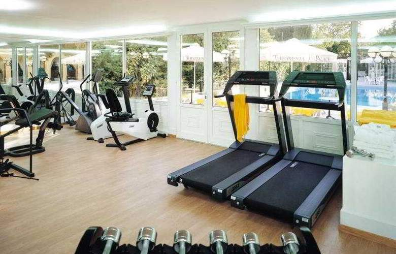Theoxenia Palace - Sport - 8