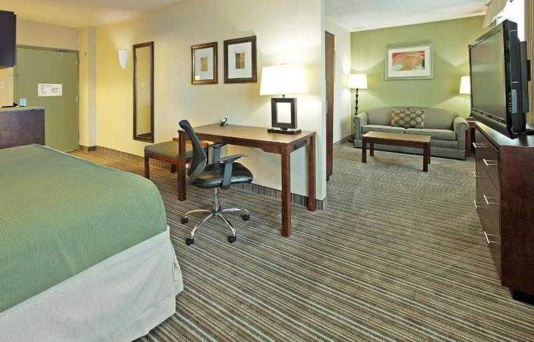 Holiday Inn Express & Suites Downtown Fort Worth - Room - 20