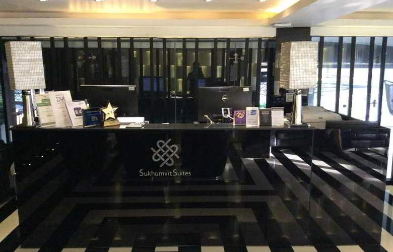 S Sukhumvit Suites Hotel - General - 18