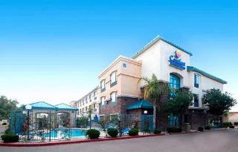 Comfort Inn & Suites at ASU - Hotel - 0