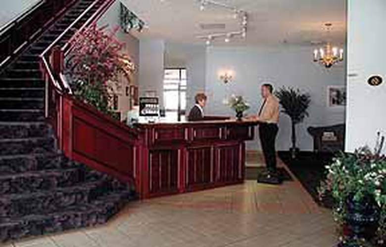 Quality Inn Edmonton Intl Airport - Hotel - 0