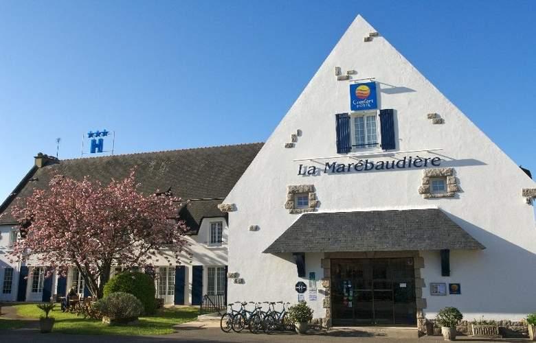 La Marebaudiere - Hotel - 0