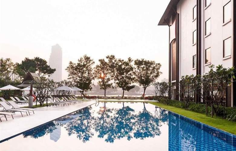 Ibis Bangkok Riverside - Hotel - 53