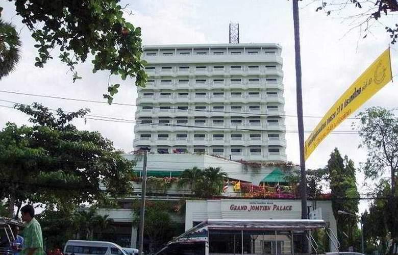 Grand Jomtien Palace Pattaya - Hotel - 0