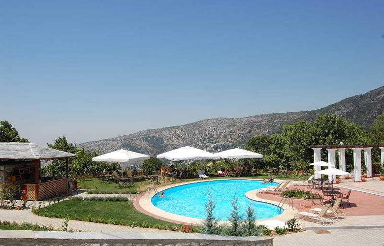 Pelion Resort - Pool - 44